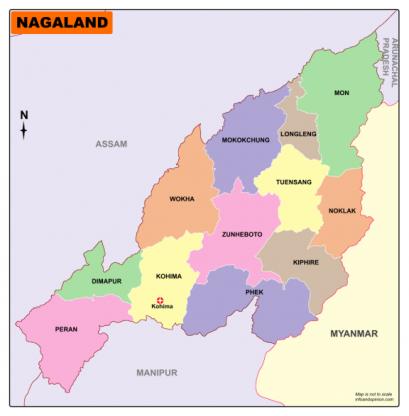 Service Center in Nagaland