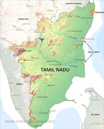 Service Center in Tamil Nadu